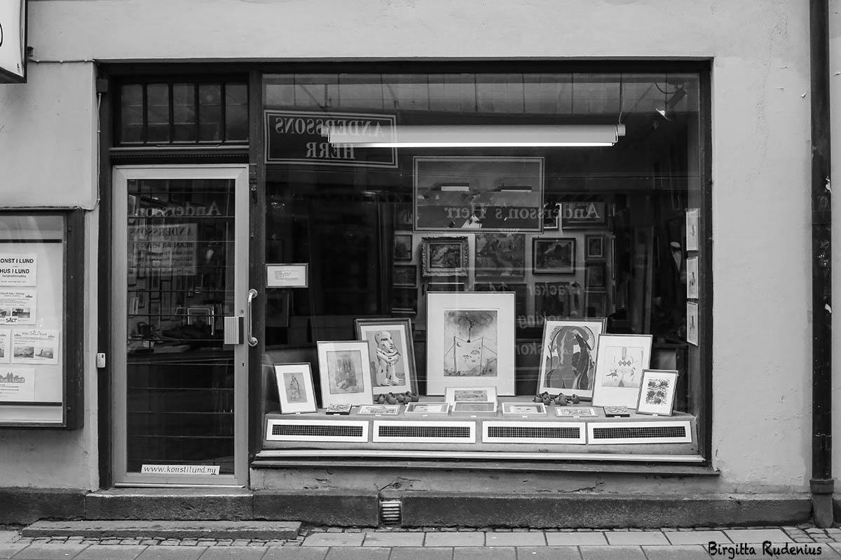 Lund - Art Shop